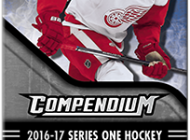 The Release of 2016-17 Upper Deck NHL® Compendium is a Game-Changer for the e-Pack Platform