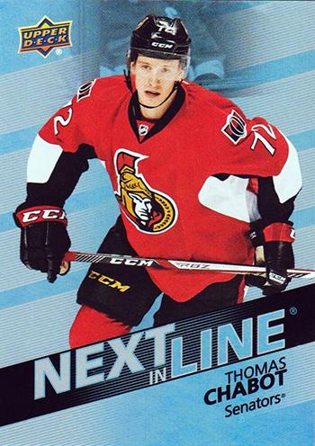 2016-17-NHL-Upper-Deck-Rookie-Radar-Ottawa-Senators-Thomas-Chabot-Next-in-Line