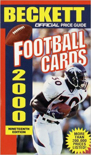 2000-Upper-Deck-SP-Authentic-Football-NFL-Best-Rookie-Cards-Beckett-Magazine-Cover-Mike-Anderson