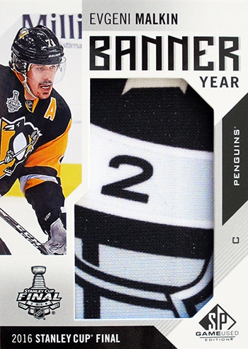 2016-17-NHL-SP-Game-Used-Banner-Year-Evgeni-Malkin