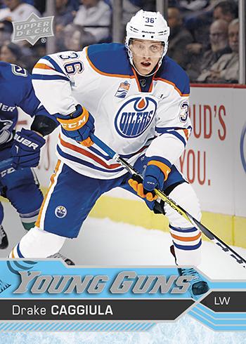 2016-17-NHL-Upper-Deck-Series-Two-Young-Guns-Rookie-Card-Drake-Caggiula
