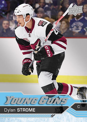 2016-17-NHL-Upper-Deck-Series-Two-Young-Guns-Rookie-Card-Dylan-Strome