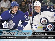 Upper Deck Reveals 2016-17 NHL® Upper Deck Series Two Young Guns & Young Guns Canvas Checklists