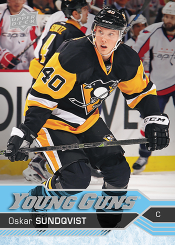 2016-17-NHL-Upper-Deck-Series-Two-Young-Guns-Rookie-Card-Oskar-Sundqvist