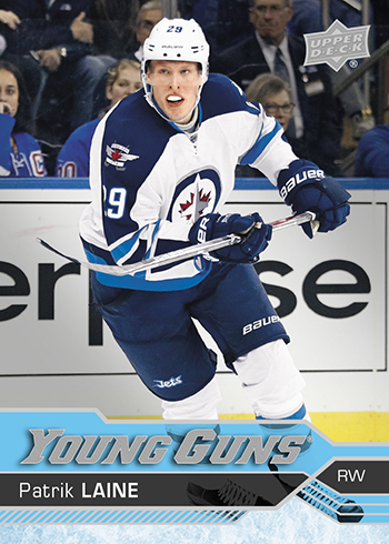 2016-17-NHL-Upper-Deck-Series-Two-Young-Guns-Rookie-Card-Patrik-Laine