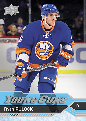 2016-17-NHL-Upper-Deck-Series-Two-Young-Guns-Rookie-Card-Ryan-Pulock