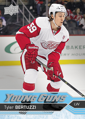 2016-17-NHL-Upper-Deck-Series-Two-Young-Guns-Rookie-Card-Tyler-Bertuzzi