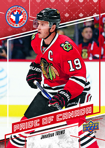 2017-Upper-Deck-National-Hockey-Card-Day-Canada-Jonathan-Toews-Chicago-Blackhawks