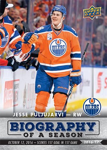 2016-17-Upper-Deck-NHL-Biography-of-a-Season-Edmonton-Oilers-Card3-Jesse-Puljujarvi