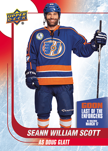2017-Upper-Deck-Goon-Last-of-the-Enforcers-Trading-Cards-Seann-William-Scott-as-Doug-Glatt
