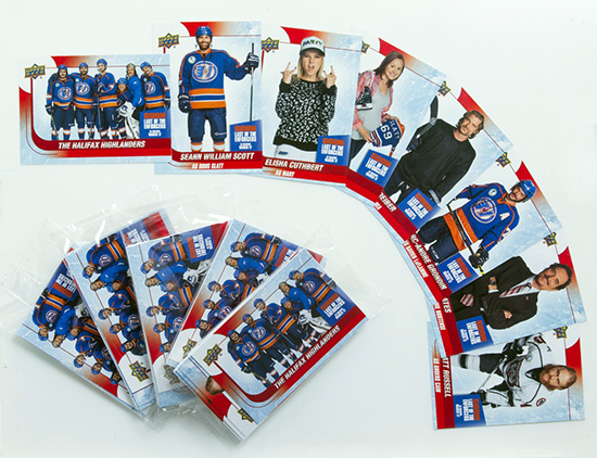 Goon-Last-of-the-Enforcers-Upper-Deck-Trading-Cards-Set-1