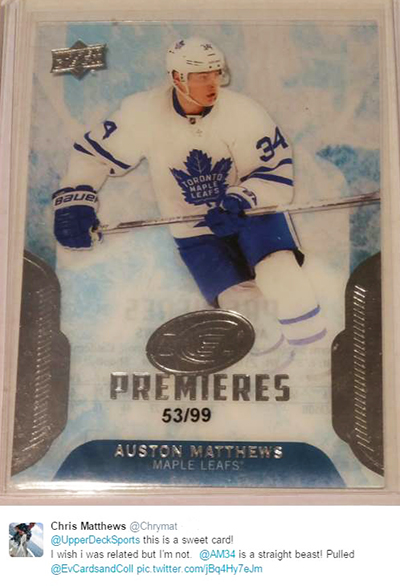 2016-17-NHL-Upper-Deck-Ice-Auston-Matthews-Ice-Premieres-53-99