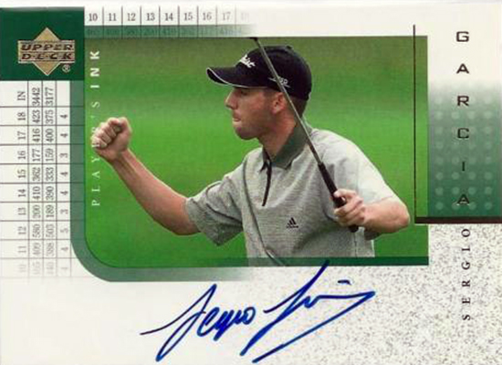 Sergio-Garcia-Masters-Champion-Upper-Deck-Players-Ink-Autograph-Rookie-Card