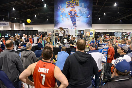 the 2018 spring sport card memorabilia expo is a must attend event