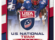 Collect tomorrow's future football stars today with 2016 USA Football!