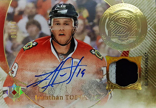 2016-17-NHL-Ultimate-Collection-Jonathan-Toews-Autograph
