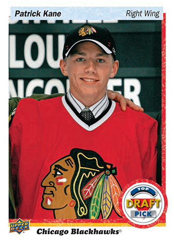 2017-Upper-Deck-NHL-Draft-Series-Two-Chicago-Blackhawks-Set-Patrick-Kane