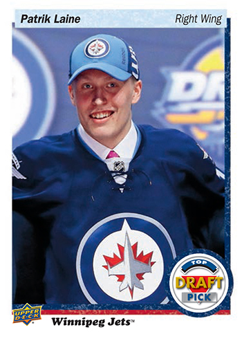 2017-Upper-Deck-NHL-Draft-Series-Two-Winnipeg-Jets-Patrik-Laine