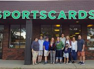 Upper Deck and GTS Distribution Partner to Celebrate the Opening of the Newest Three Stars Sports Cards Location