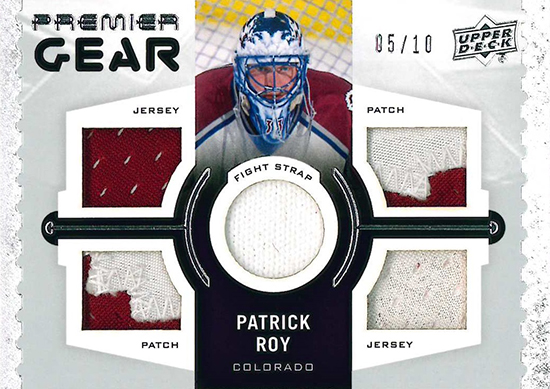 2016-17-nhl-upper-deck-premier-gear-patrick-roy-patch-jersey