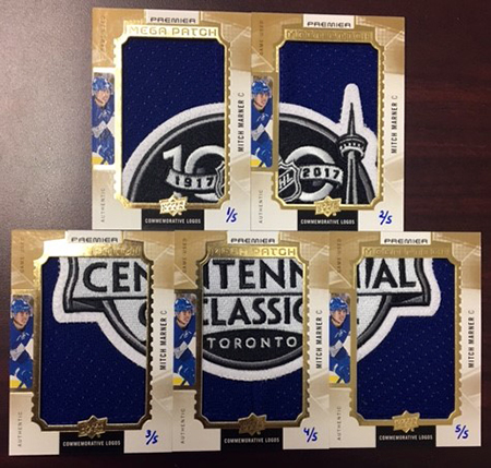 2016-17-nhl-upper-deck-premier-mega-patch-centennial-logo-toronto-maple-leafs