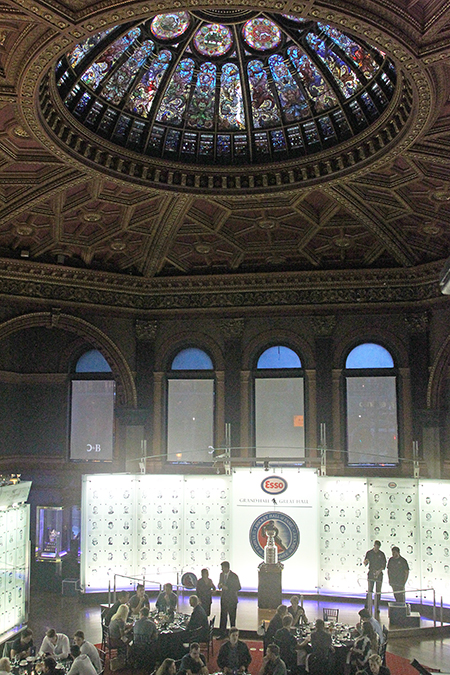 2017-nhlpa-rookie-showcase-toronto-upper-deck-hockey-hall-of-fame-great-hall