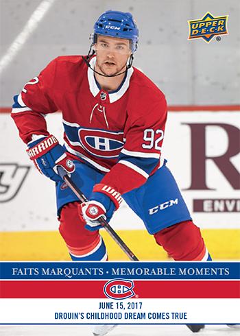 2017-LAnti-Expo-Montreal-Canadiens-Memorable-Moments-Set-0-Jonathan-Drouin