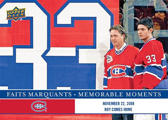 2017-LAnti-Expo-Montreal-Canadiens-Memorable-Moments-Set-1-Patrick-Roy