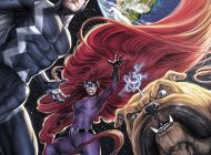Meet the Inhumans with Upper Deck's September Fine Art Print!