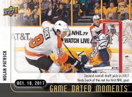 New 2017-18 Game Dated Moments for Week 2 are Now Available on e-Pack!