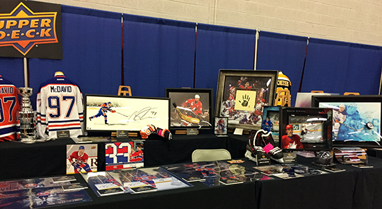 2017-LAnti-Expo-Upper-Deck-Authenticated-Booth-Connor-Roy-NHL-Signed-Memorabilia-Montreal-Collectibles