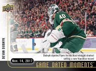 New 2017-18 Game Dated Moments Pack for Week 7 is Now Available on e-Pack!