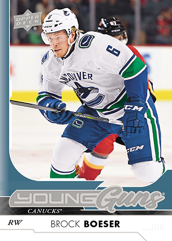 2017-18-NHL-Upper-Deck-Series-One-Young-Guns-Brock-Boeser