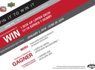 "Grosnor Distribution and Upper Deck Are Back at It with the Popular ""Pin It to Win It"" Promotion!"
