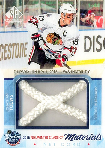 2015-16-NHL-Sp-Game-Used-Materials-Net-Cord-Jonathan-Toews