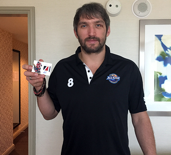 2018-NHL-All-Star-Upper-Deck-autograph-athlete-signing-alex-ovechkin-washington-capitals