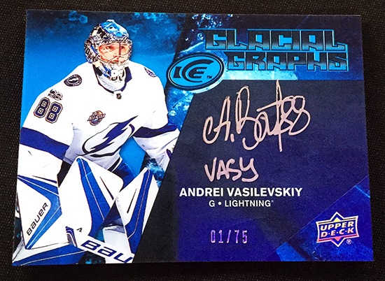 2018-NHL-All-Star-Upper-Deck-autograph-athlete-signing-andrei-vasilevskiy-ice-card