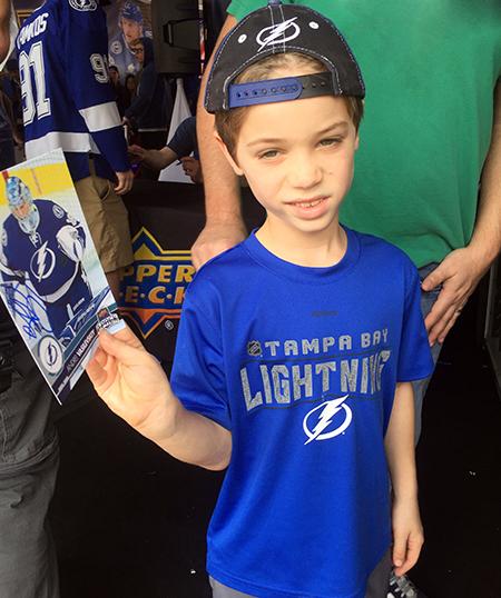 2018-NHL-All-Star-Upper-Deck-autograph-signing-andrei-vasilevskiy-tampa-bay-fan-signing-kids