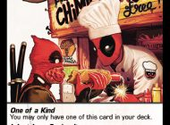 Vs. System 2PCG: Deadpool & Friends Card Preview – The Number 4