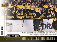 Week 22: 2017-18 NHL® Game Dated Moments Packs are Now Available on e-Pack!
