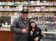 Upper Deck's National Hockey Card Day is a Great Way to Start Collecting with Your Kids