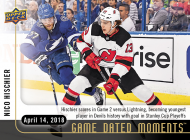 Week 28: 2017-18 NHL® Game Dated Moments Packs are Now Available on e-Pack!