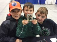 Upper Deck Works Hard to Get Kids More Exposure to the Hobby of Collecting Hockey Cards