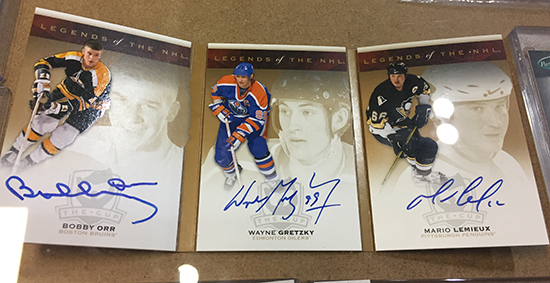 2018-Upper-Deck-Summit-Show-Edmonton-Big-Pulls-Cards-Triple-Auto-Gretzky