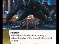Vs. System 2PCG: MCU Heroes Card Preview – A King Among Heroes