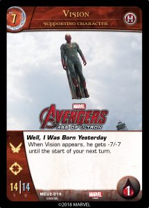 2018-upper-deck-vs-system-2pcg-marvel-mcu-battles-supporting-character-vision