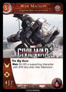 2018-upper-deck-vs-system-2pcg-marvel-mcu-battles-supporting-character-war-machine
