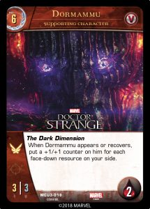 2018-upper-deck-vs-system-2pcg-marvel-mcu-villains-supporting-character-dormammu