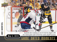 Week 31: 2017-18 NHL® Game Dated Moments Packs are Now Available on e-Pack!