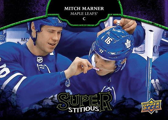 2017-18-Upper-Deck-Compendium-Superstitious-Stuperstition-S21-Mitch-Marner-Front